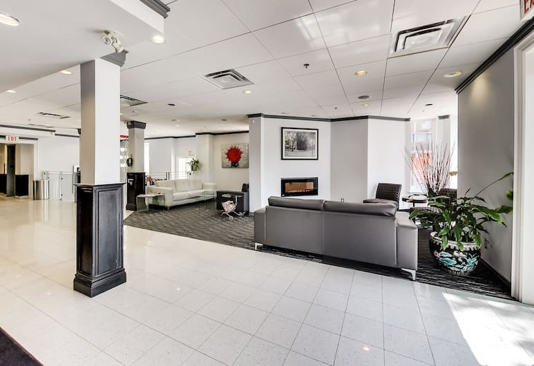 Isabella Hotel and Suites, Toronto, Lobby