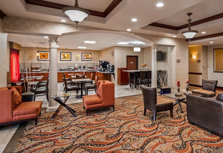 Best Western Plus Memorial Inn & Suites, Oklahoma City, Lobby