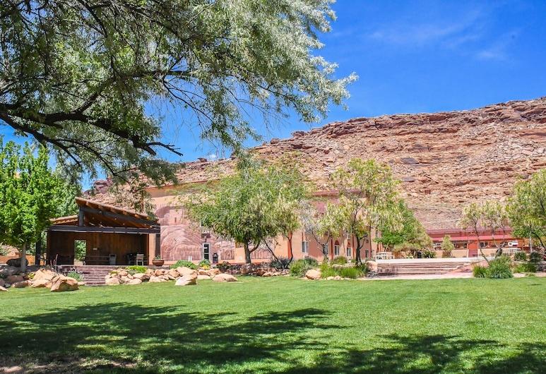 Aarchway Inn, Moab, Hotelgelände