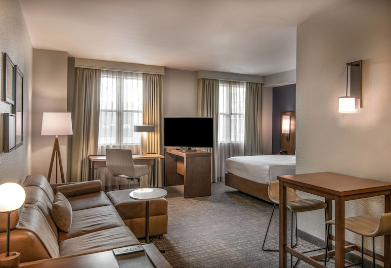 Residence Inn Washington, DC /Capitol, Washington, Suite, 1 Bedroom, Non Smoking, Guest Room
