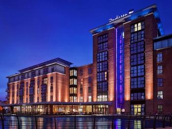 Nuotrauka: Radisson Blu Hotel Belfast, Belfastas