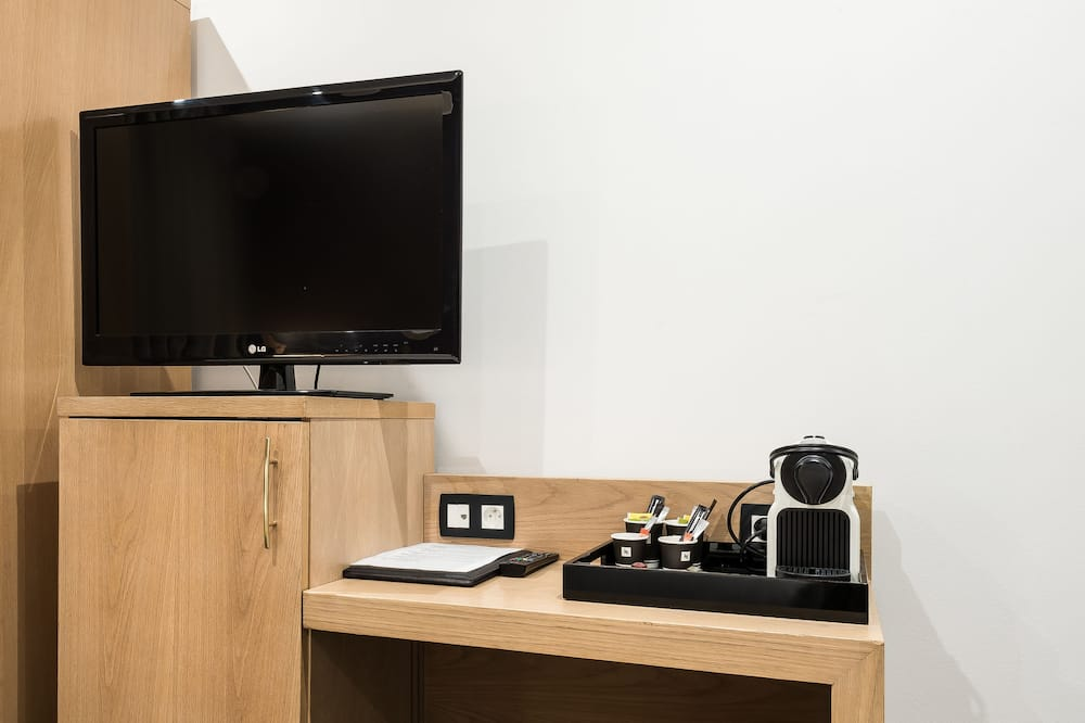 Habitación doble Deluxe (Augustin) - Sala de estar