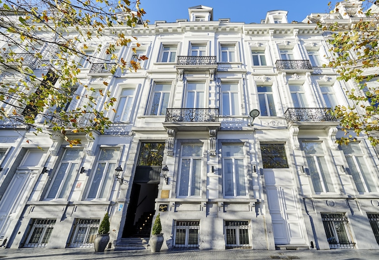 The Augustin, Brussels, Hotel Front