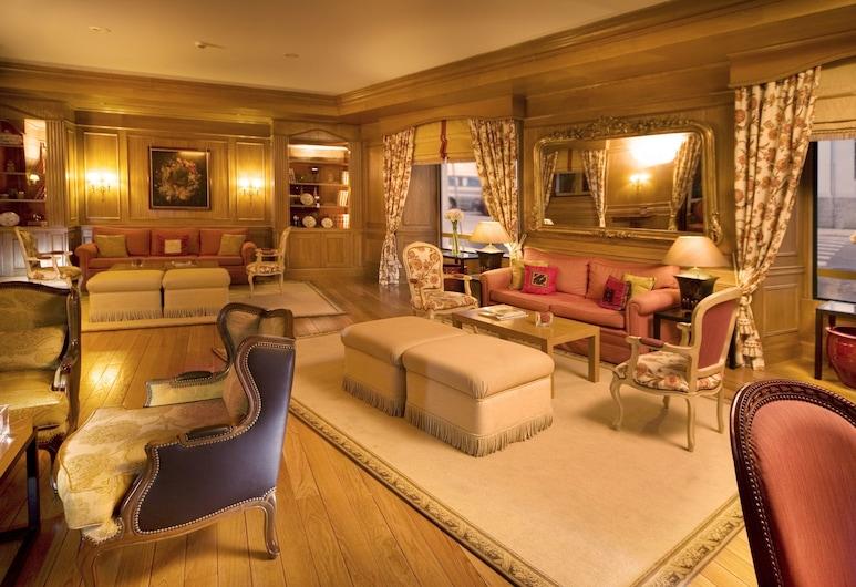 里爾飯店, 里斯本, 大廳休息區