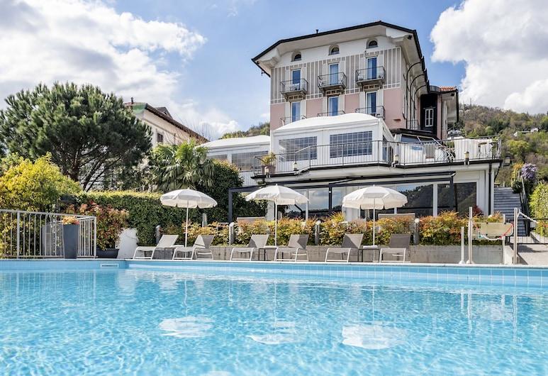 Hotel Asnigo, Cernobbio, Deginimosi terasa