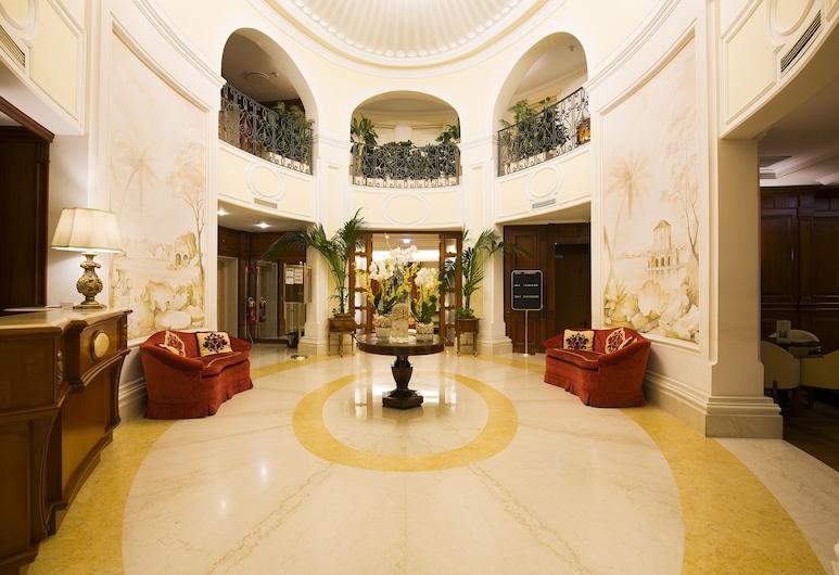 Palazzo Alabardieri, Neapel, Lobby