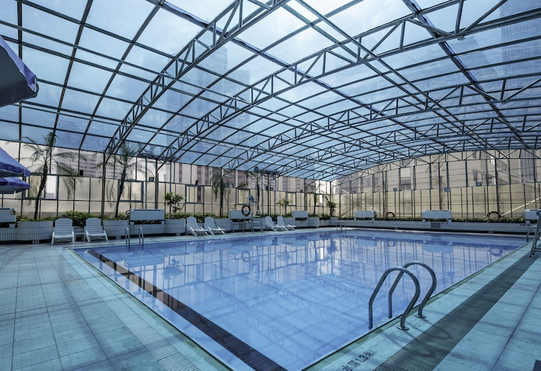 Asia International Hotel, 廣州, 游泳池