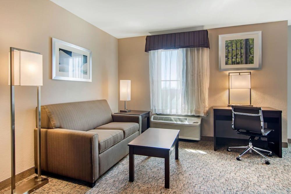 Apartmán, viacero postelí, nefajčiarska izba - Obývacie priestory