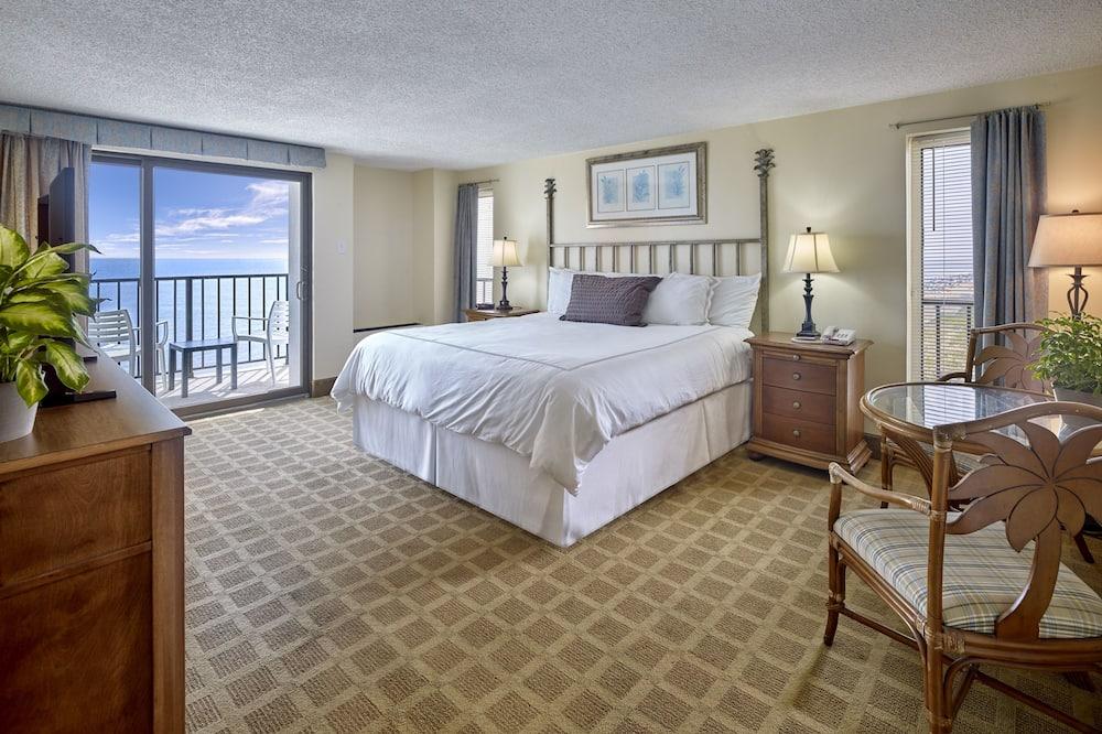 Superior-værelse - 2 queensize-senge - havudsigt (Oceanfront) - Værelse