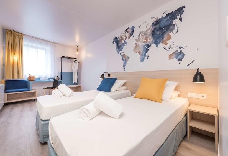 Tulip Inn Antwerpen, Antwerp, Standard İki Ayrı Yataklı Oda, 2 Tek Kişilik Yatak, Oda