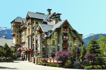 Fotografia do Pan Pacific Whistler Village Centre em Whistler
