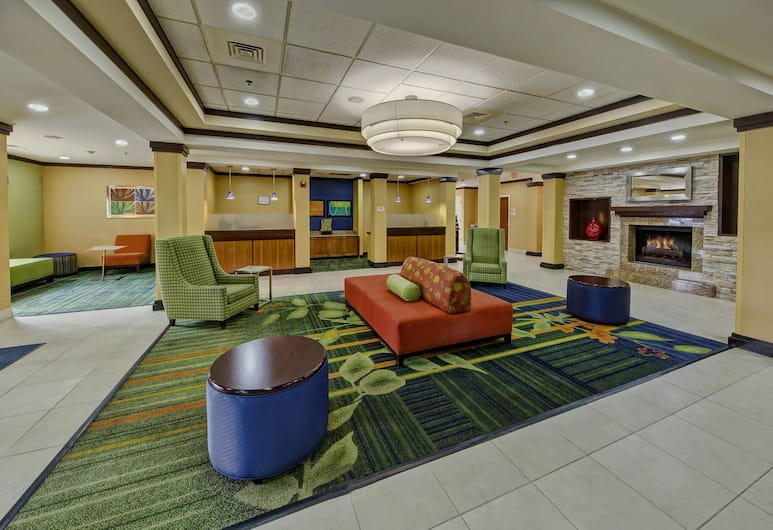 Fairfield Inn & Suites by Marriott Murfreesboro, Murfreesboro, Otel İç Mekânı