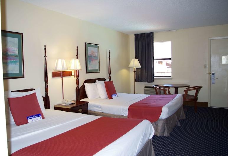莫爾文美洲最佳價值飯店, 馬爾文, 客房, 1 張加大雙人床, 非吸煙房, 客房