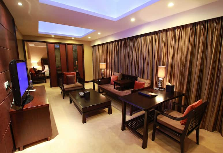 Fortune Hotel, Guangzhou, Business Suite, Bilik Tamu