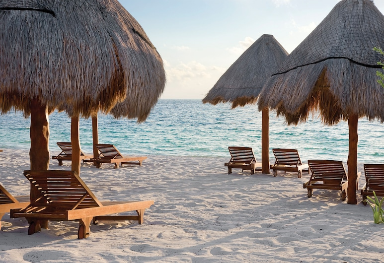 Excellence Riviera Cancun - Adults Only - All Inclusive, Puerto Morelos, ชายหาด