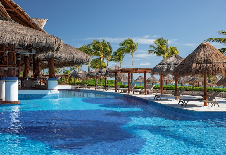 Excellence Riviera Cancun - Adults Only - All Inclusive, Puerto Morelos, Junior Suite Spa or Pool View + Free On-Site Covid-19 Test, Guest Room View