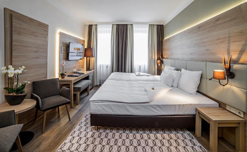 Drei Löwen Hotel, Munich