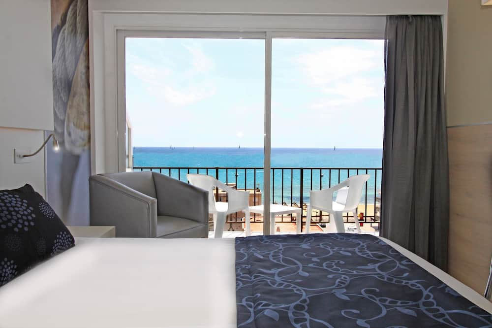 Standard Double or Twin Room, Balcony, Ocean View - Guest Room View