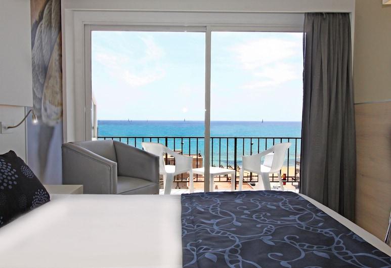 Hotel Java, Palma de Mallorca, Standard - kahden hengen huone, Parveke, Merinäköala, Näköala huoneesta