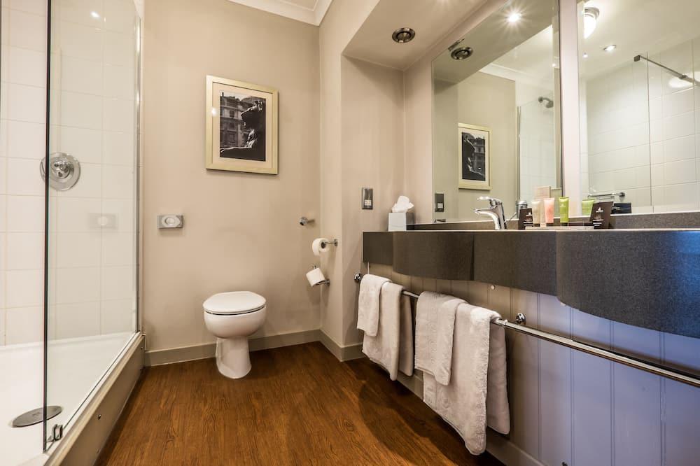 Family Double Room - Bilik mandi