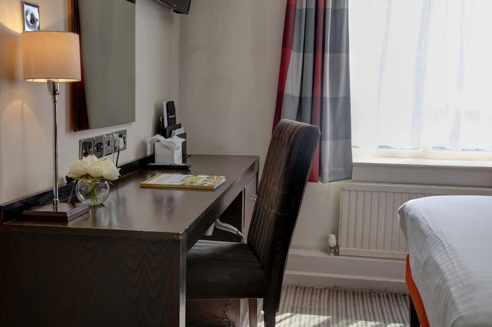 Štandardná izba, 1 jednolôžko, nefajčiarska izba - Obývačka