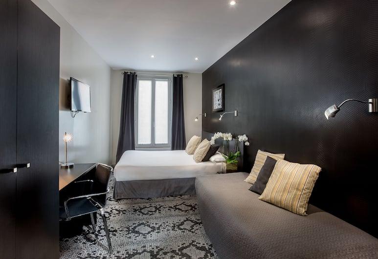 Porte de Versailles Hotel, Paris, Triple Room, Guest Room