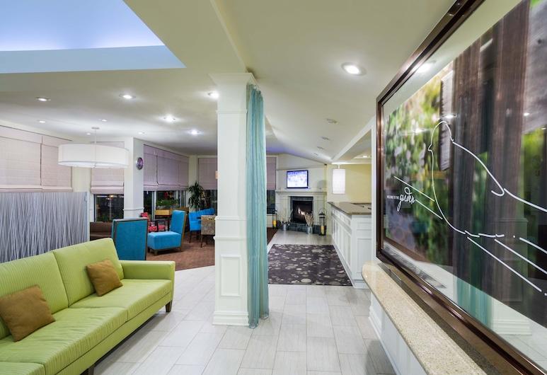 Hilton Garden Inn Queens/JFK Airport, Ямайка, Фойє
