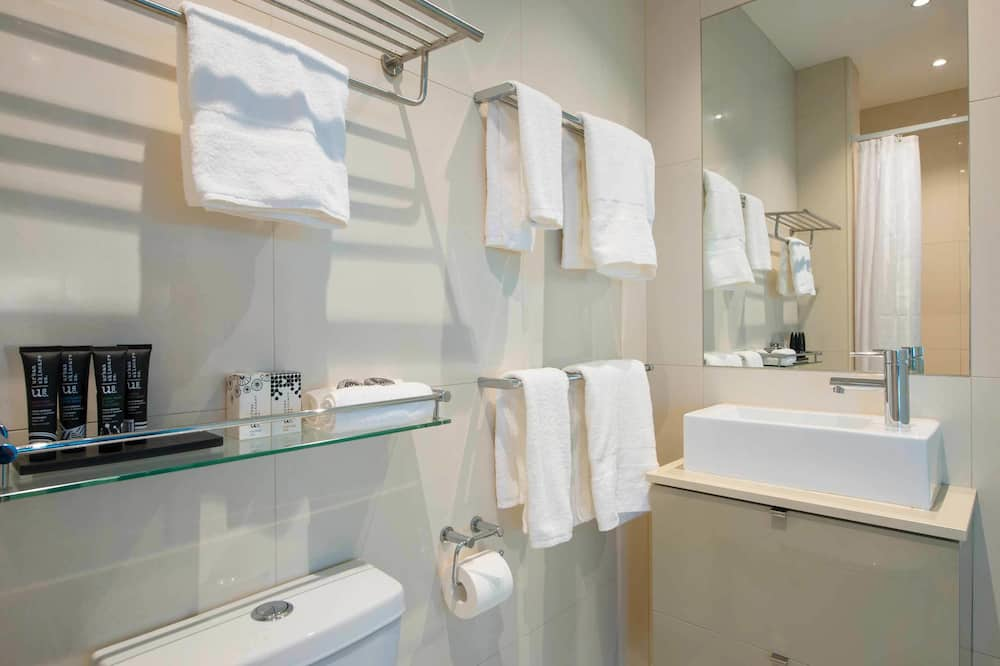 Executive stúdió lakosztály - Fürdőszoba