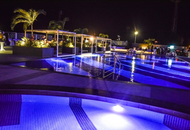 Hotel 2 Fevrier, Lome, Lome, Outdoor Pool