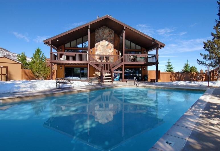 全季渡假旅舍紅杉樹公寓飯店, 帕克城, 室外游泳池