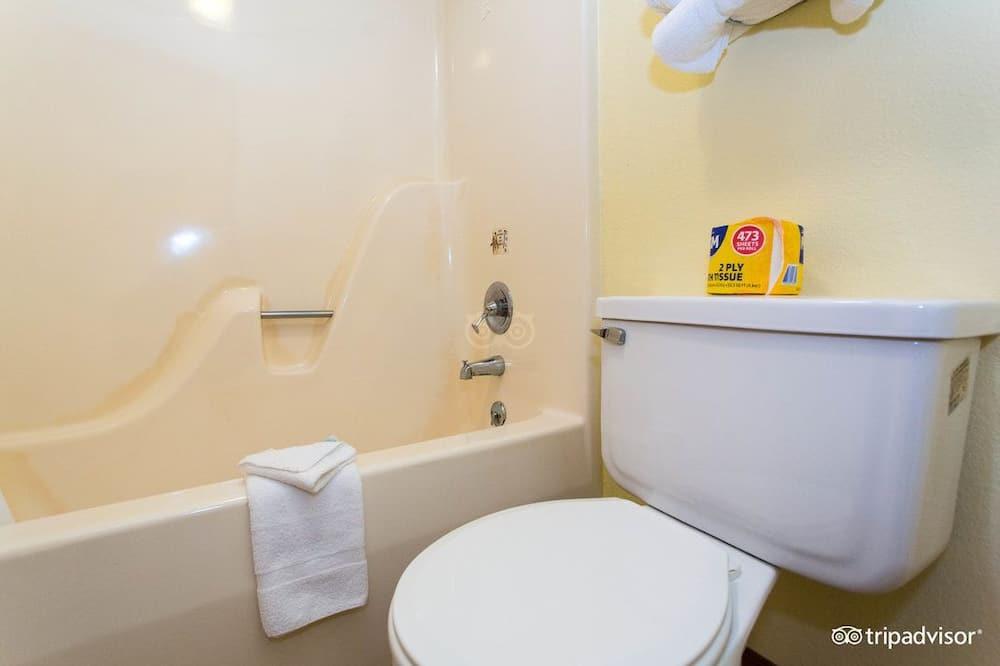 Deluxe-Zimmer, 1King-Bett - Badezimmer