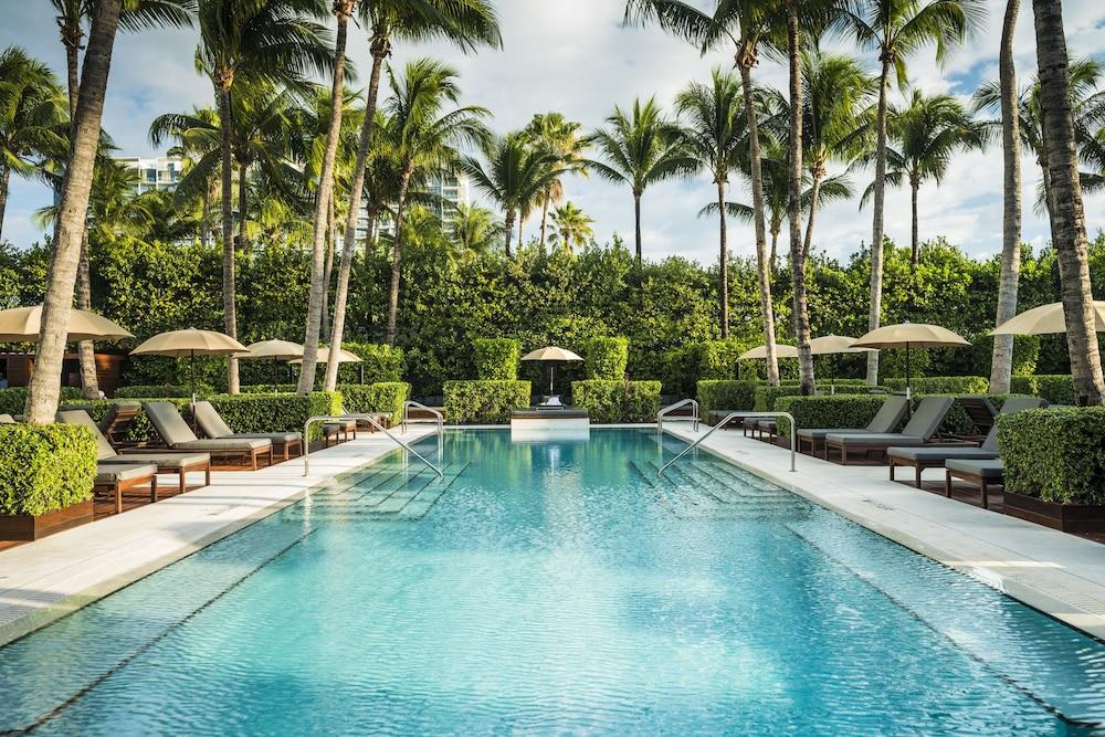 The Setai Miami Beach Outdoor Pool