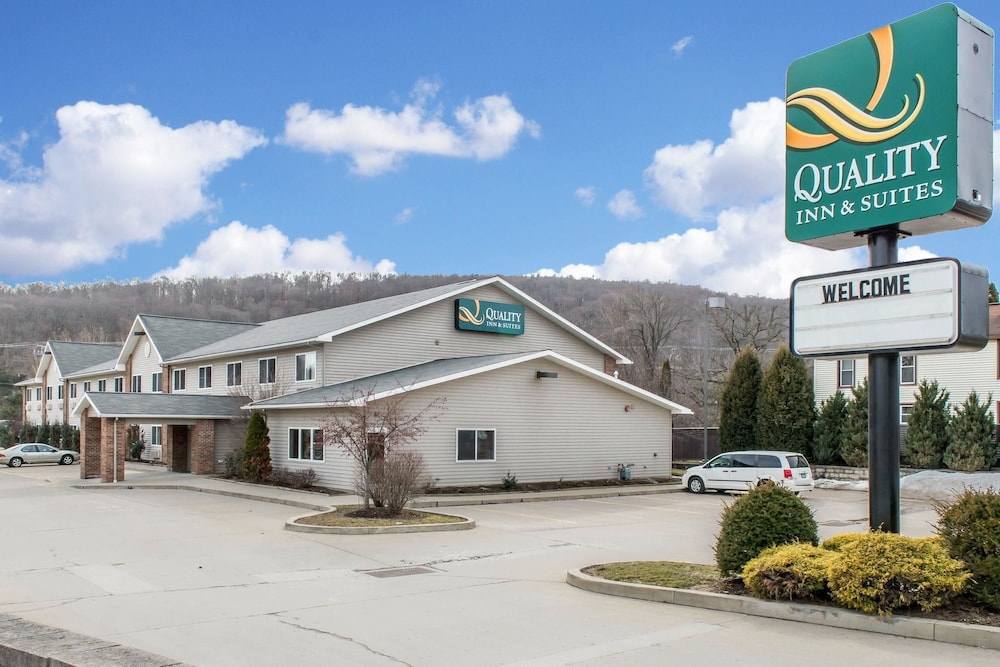 Quality Inn Suites Usville