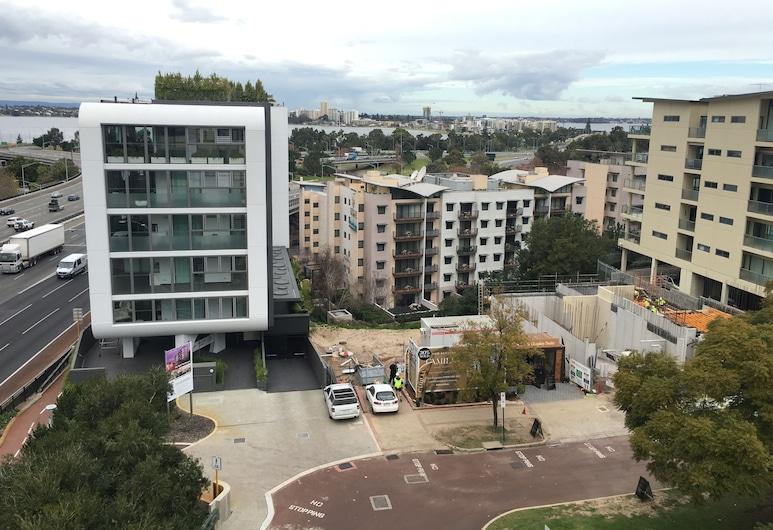 Mountway Holiday Apartments, West Perth, Vaizdas iš apgyvendinimo įstaigos