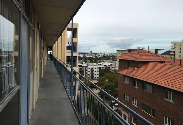 Mountway Holiday Apartments, West Perth, View from property