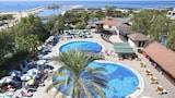 Nuotrauka: Seher Resort & Spa - All Inclusive, Side