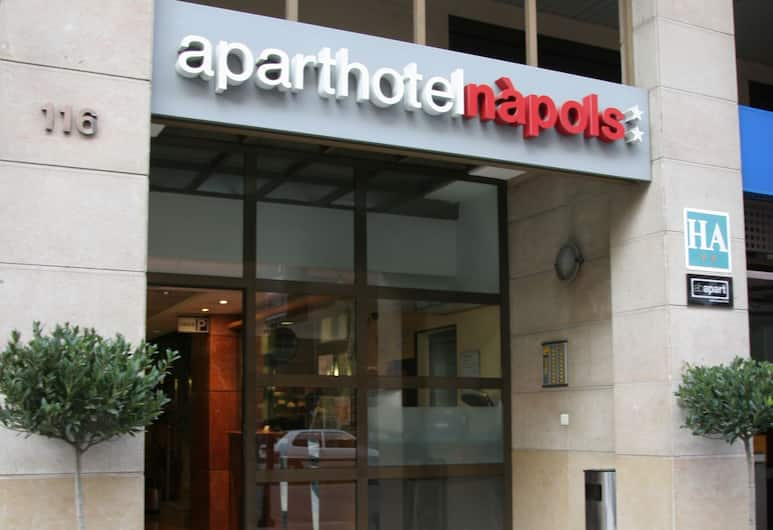 Aparthotel Napols, Barcelona