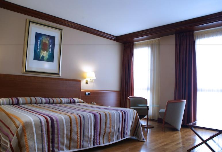 Hotel Amadeus, ואיאדוליד, חדר זוגי ליחיד, חדר אורחים