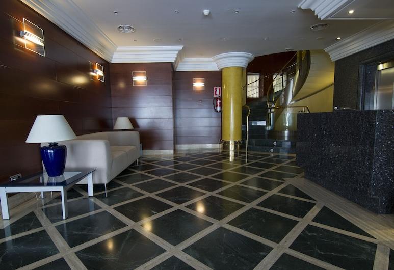 Hotel Amadeus, Valladolid, Lobby
