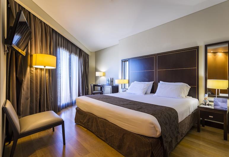 Eurostars Monumental, Barcelone, Chambre Standard Double ou avec lits jumeaux, Chambre