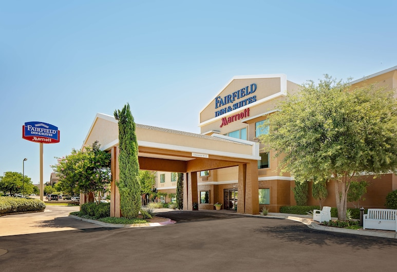 Fairfield Inn & Suites by Marriott San Angelo, San Angelo, Exteriér