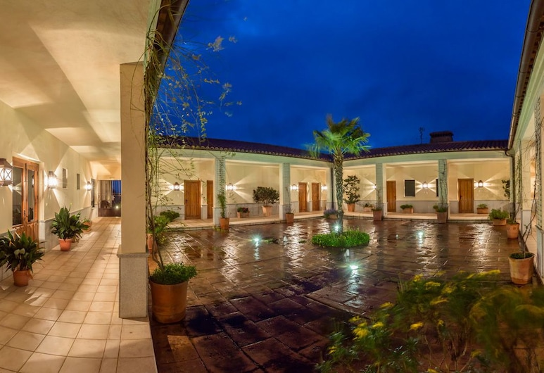 Baldio Grande Hotel Rural, Carbajo, คอร์ทยาร์ด
