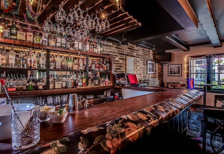 Malaga Inn, Мобил, Бар в отеле
