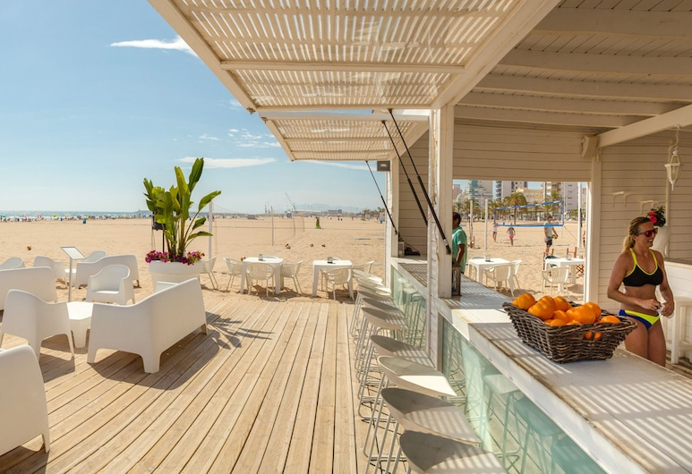 RH Bayren Hotel & Spa, Gandia, Beach