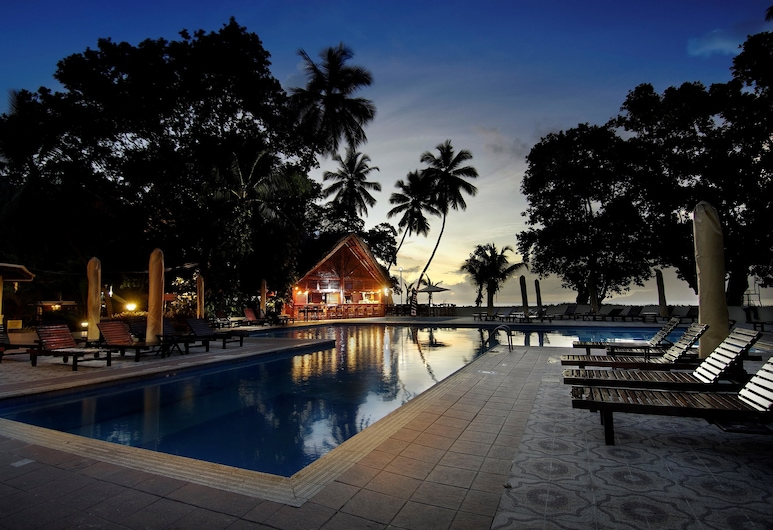 Berjaya Beau Vallon Bay Resort & Casino, Mahe Island, Outdoor Pool