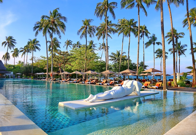 象島阿瑪瑞翡翠灣, 象島, 游泳池