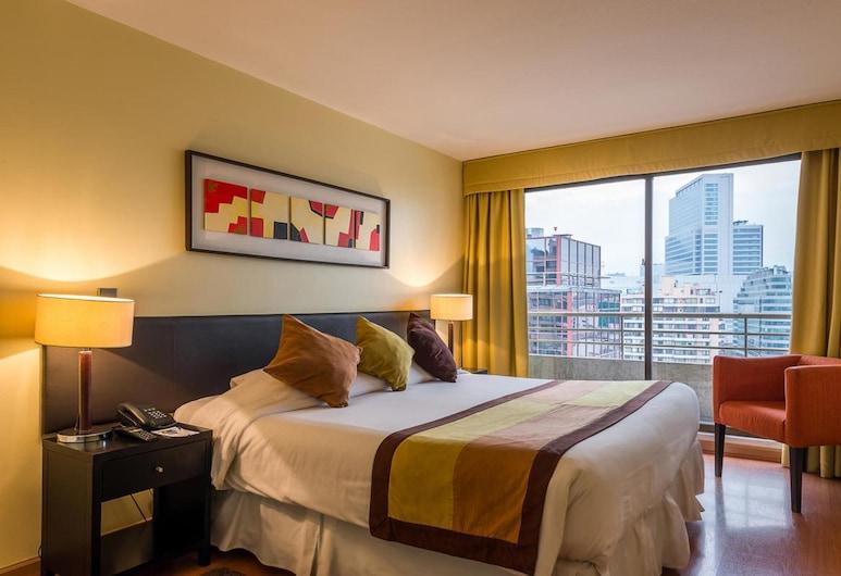 Rent A Home Lyon, Santiago, Standaard appartement, 2 slaapkamers, Kamer