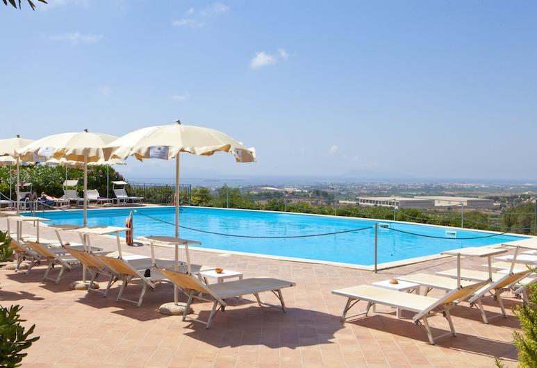 聖洛倫索普林西皮巴格里歐昂奈托飯店 - 豪華葡萄酒渡假村, 馬沙拉, 游泳池