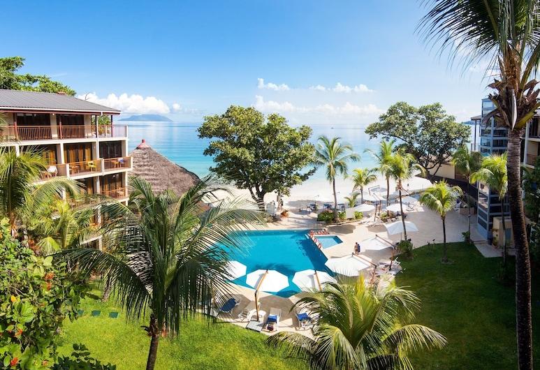 Coral Strand Smart Choice Hotel, Mahe Island