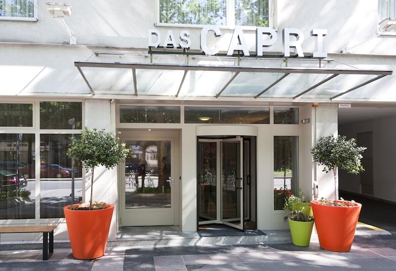 Das Capri. Ihr Wiener Hotel, Wiedeń, Wejście do hotelu